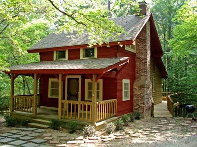 Cabin 26 x 46