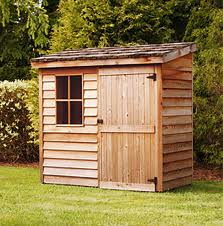 utility shed 8 x 8