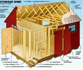 Shed Plan Example